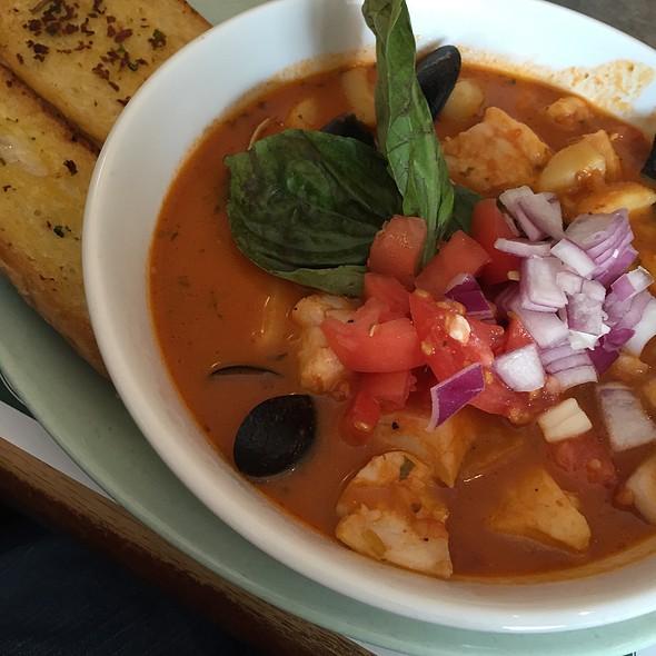 Fishermen's Stew @ Morin's Diner