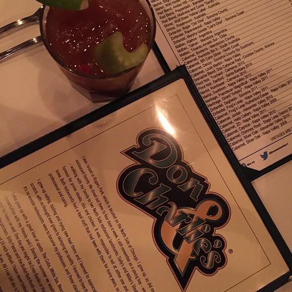 Bloody Mary - Don & Charlie's, Scottsdale, AZ