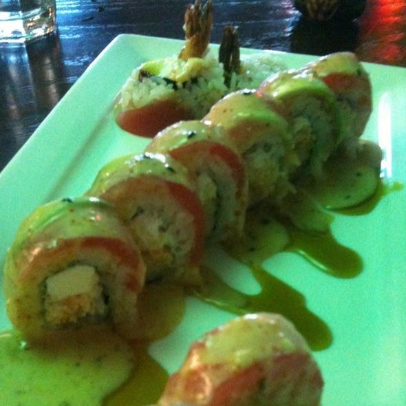 Longhorn Roll @ Haiku Japanese Restaurant