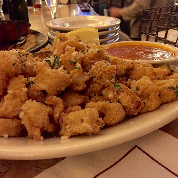 Fried Calamari - Bobby Van's Grill - 50th Street, New York, NY