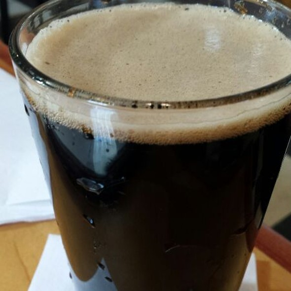 Smartmouth Brewery Cowcatcher Milk Stout