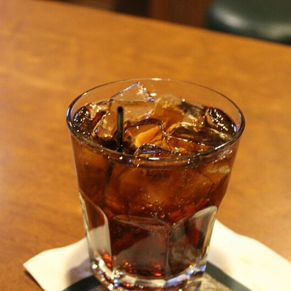 Captain & Coke @ The Roxy Supper Club