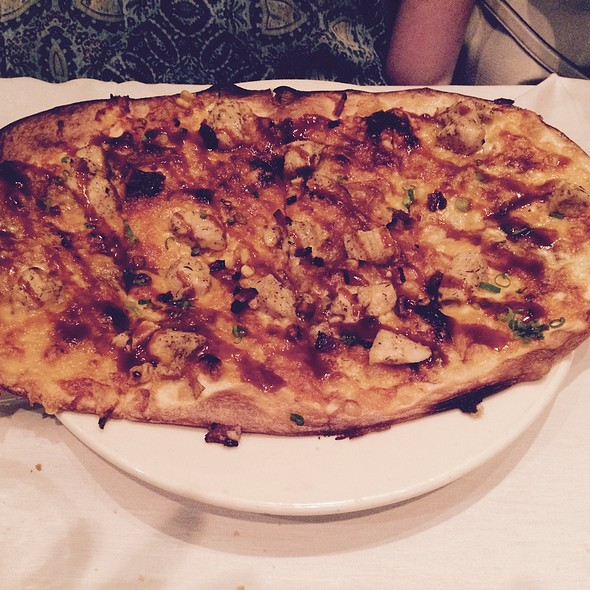 Cajun Chicken Flatbread