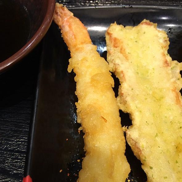 Shrimp Tempura @ Iyo Udon