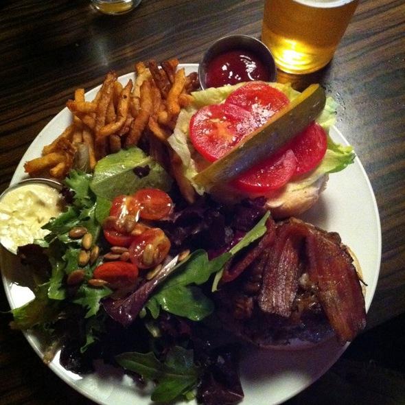 Habit Burger @ Habit