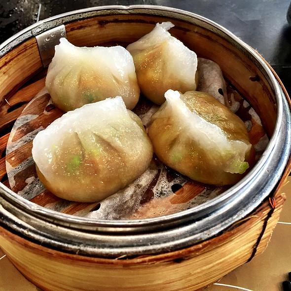 Chiu Chow Style Steamed Dumplings  @ Pak Loh Chiu Chow Restaurant 百樂潮州酒家
