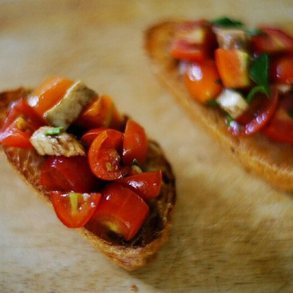 Bruschetta @ Home