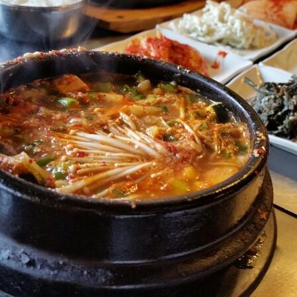 Doenjang Jjigae (된장찌개) @ Koreana Restaurant