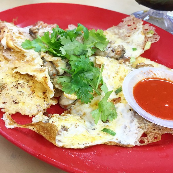 how to cook fried oyster omelette
