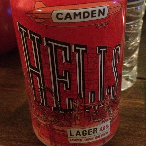 Camden Town Brewery Hells Lager