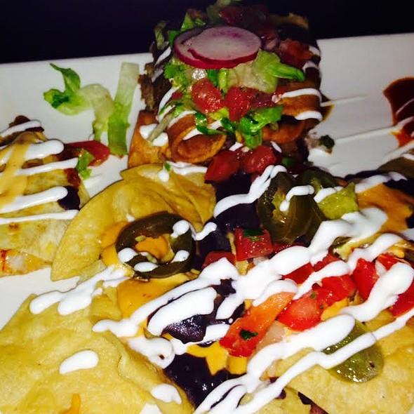 Appetizer Platter - Tacos & Tequila - Luxor, Las Vegas, NV