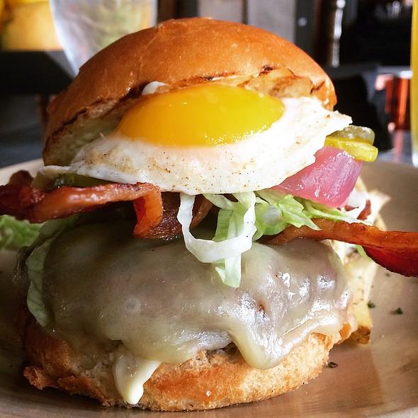 Grange Burger @ Grange Restaurant