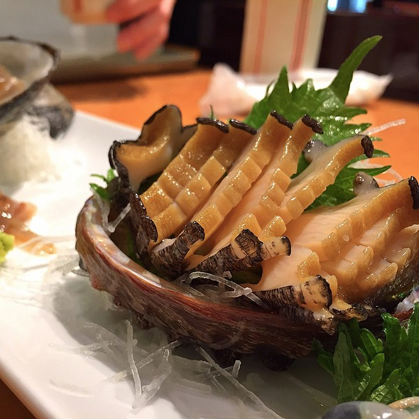 Sashimi @ Itame Sushi