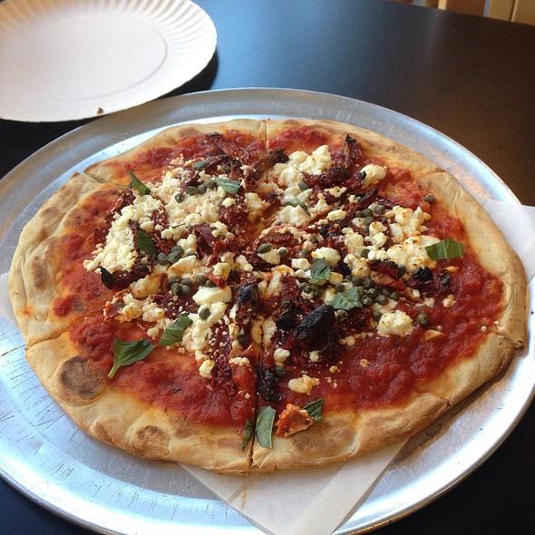 Mediterranean Pizza @ Trinacria Foods