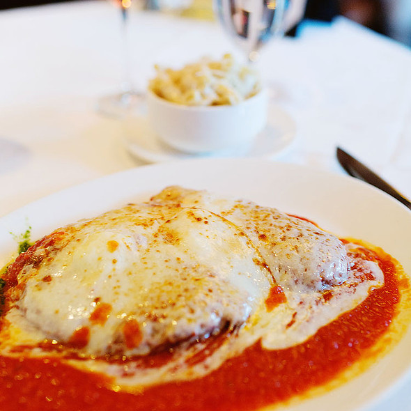 Chicken Parm  - Hanover Street Chophouse, Manchester, NH