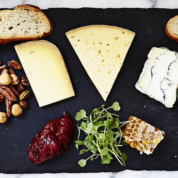 Midwest Cheese Board