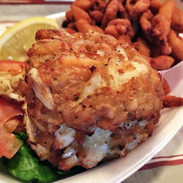 Jumbo Lump Crabcake