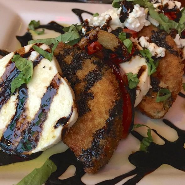 Eggplant Caprese - Skewers Mediterranean Grille, Indialantic, FL