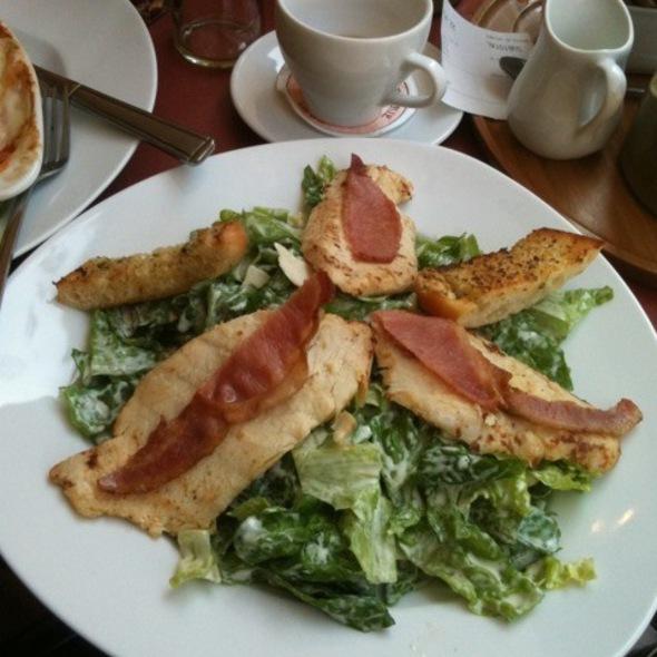 Caesar Salad With Chicken - Gaucho Manchester, Manchester