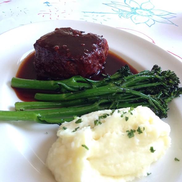 Kid's Bbq Meatloaf - Cindy's Backstreet Kitchen, St. Helena, CA