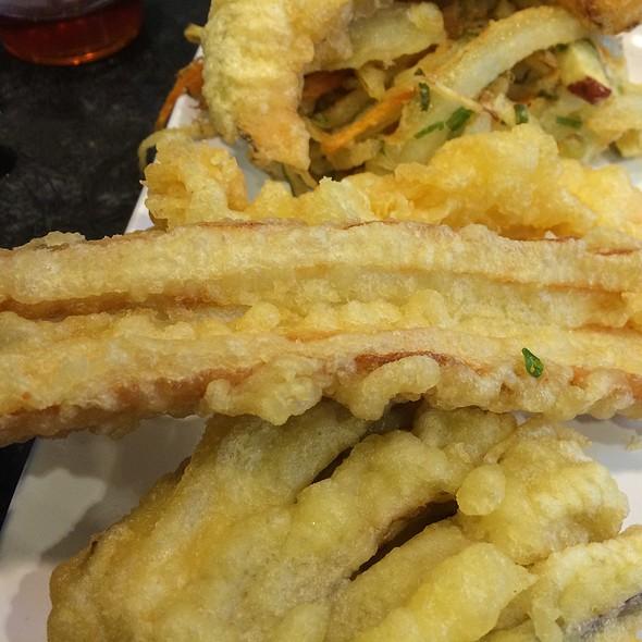 fishcake tempura