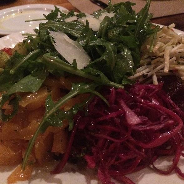 Platter Of Roasted Vegetables