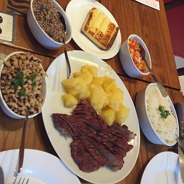 Carne De Sol @ Villa Carioca