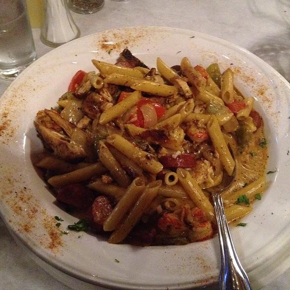 Cajun Bayou Penne Pasta - Bourbon Street, Bayside, NY