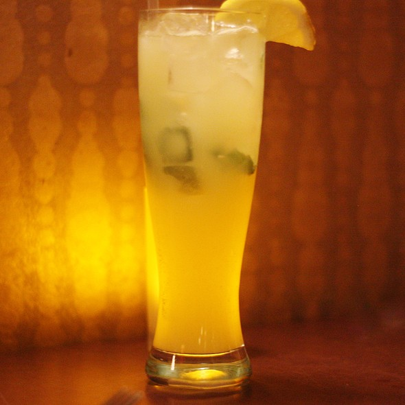 House Made Ginger Ale - Candle 79, New York, NY