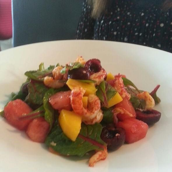 Crayfish Salad With Mango