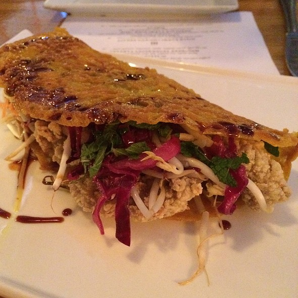 Vietnamese Crepe - The Admiral, Asheville, NC