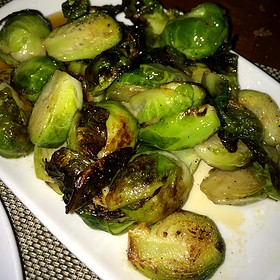 Brussels Sprouts Side