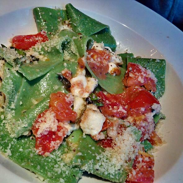 Spinach Pappardelle With Sorrentina - Mirko Pasta - Buckhead, Atlanta, GA