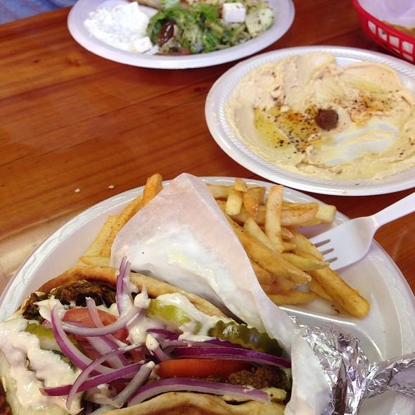 Falafel @ Gyro Grill