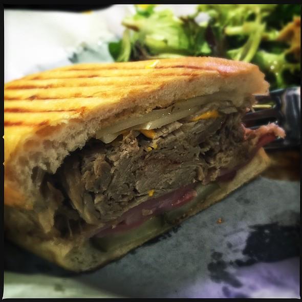 Cuban Sandwich @ Tavern In The Square