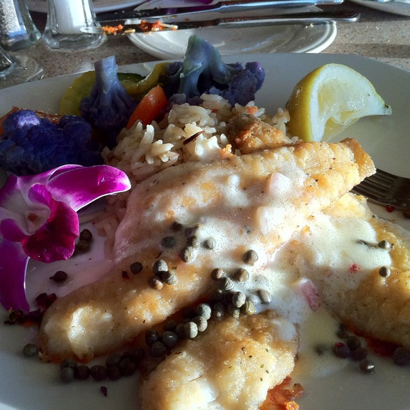 Sand Dabs - Vizcaino Waterfront Food + Drink, Monterey, CA