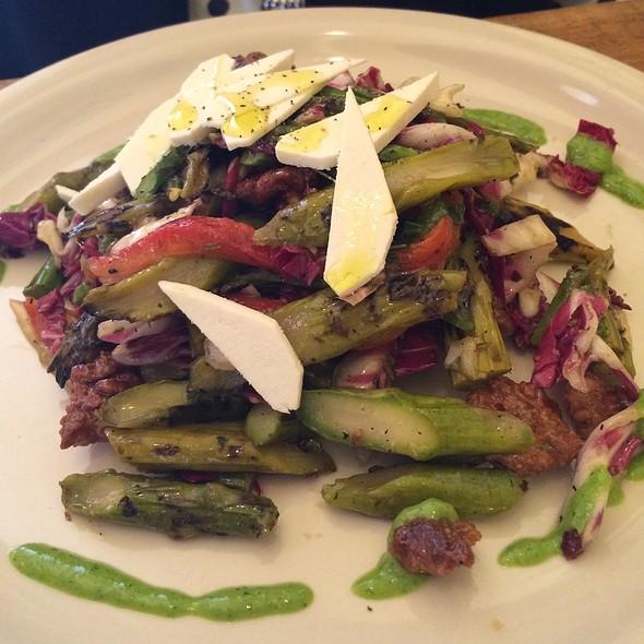Asparagus Salad @ Antica Pizzeria
