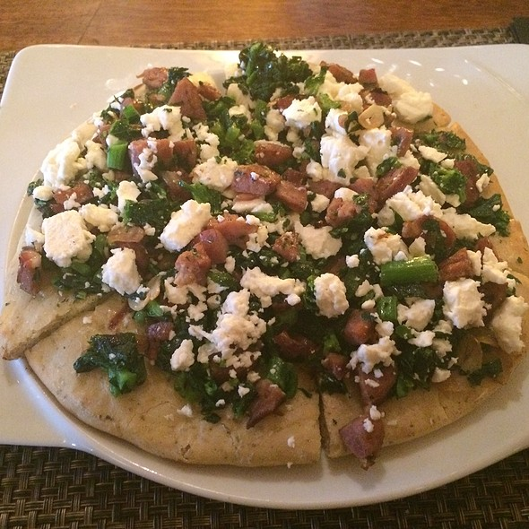 Flatbread - Kellari Taverna, Washington, DC