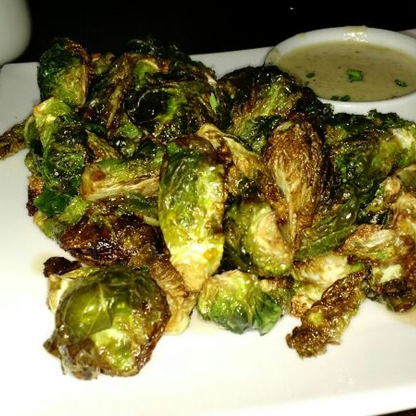 Crispy Brussels Sprouts @ Robin's Restaurant