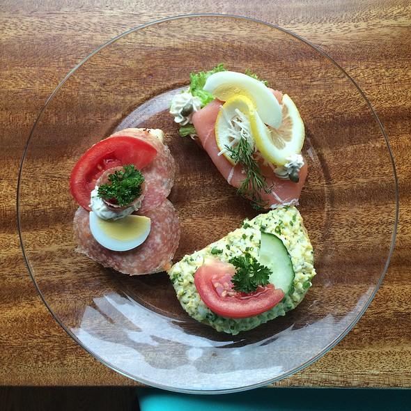 European Sandwiches @ Duran European Sandwiches Cafe