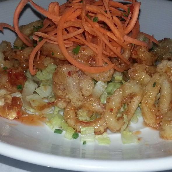 Crispy Calamari And Rock Shrimp - Bacchus Wine Bar & Restaurant, Buffalo, NY