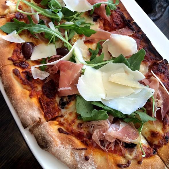 Prosciutto Pizza - Vida - Fontainebleau Miami Beach, Miami Beach, FL
