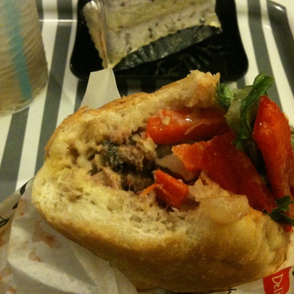 Grilled Pork Baguette @ Baguette - The Viet Inspired Deli