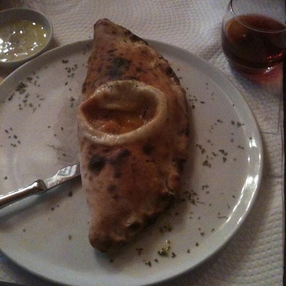 Calzone @ Come Prima