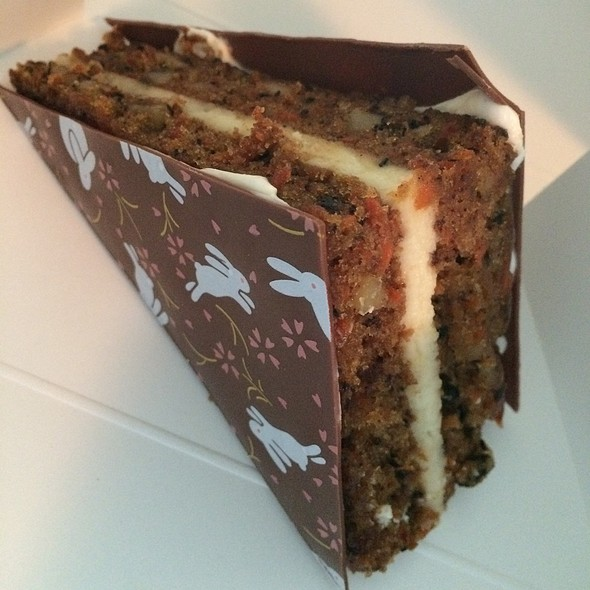 Carrot Cake @ Chez Bon Bon