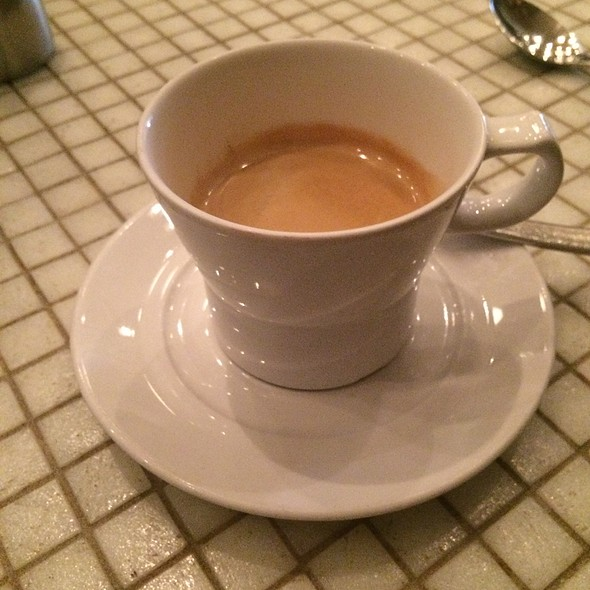 Espresso - Mio Restaurant, Washington, DC
