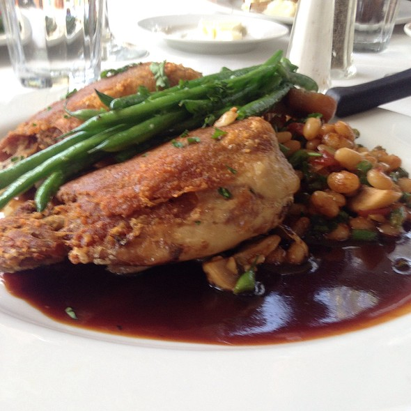 Duck Confit - French Market Grille, San Diego, CA