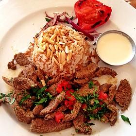 Beef And Lamb Shawarma