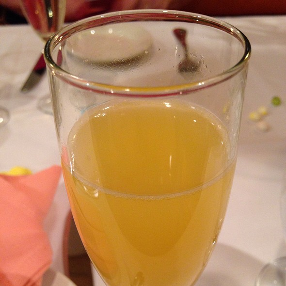 Bottomless Mimosa - Beacon Bar and Grill, Washington, DC