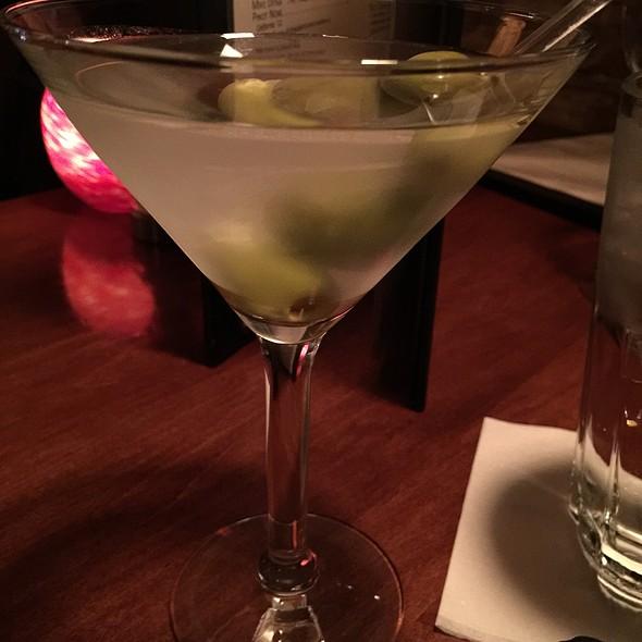 Tito's Vodka Martini - Ditka's Restaurant, Pittsburgh, PA